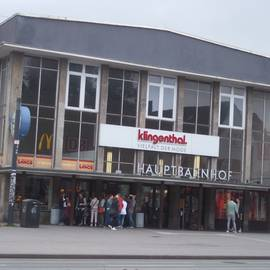 Bahnhof Paderborn Hbf in Paderborn