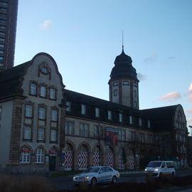 Alte Feuerwache in Mannheim