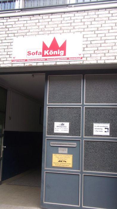 Sofakönig 1 Bewertung Düsseldorf Hamm Auf Den Gathen Golocal