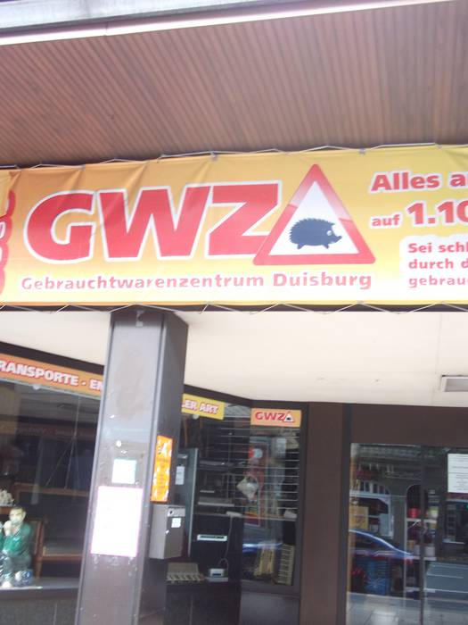 Gwz Duisburg 4 Bewertungen Duisburg Neudorf Süd Koloniestraße