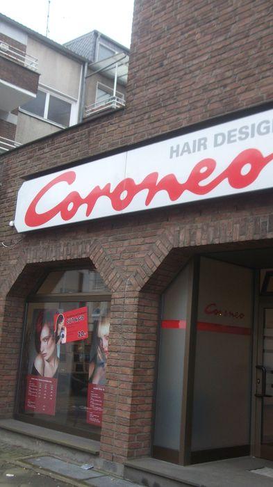 Friseur dusseldorf coroneo