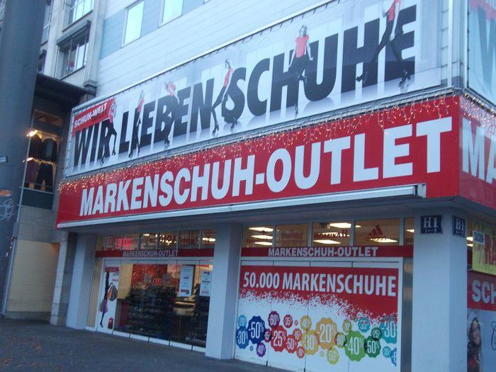 818ee9cc2a6149 Bilder und Fotos zu Markenschuh Outlet in Mannheim