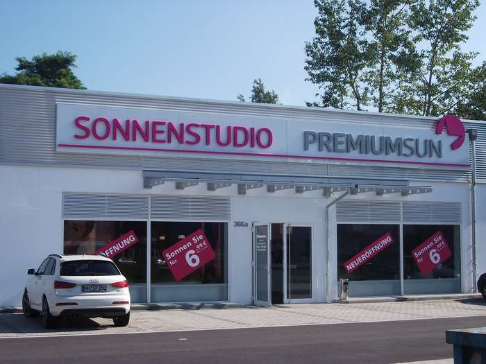 sonnenstudio premiumsun 1 bewertung d sseldorf lierenfeld erkrather str golocal. Black Bedroom Furniture Sets. Home Design Ideas