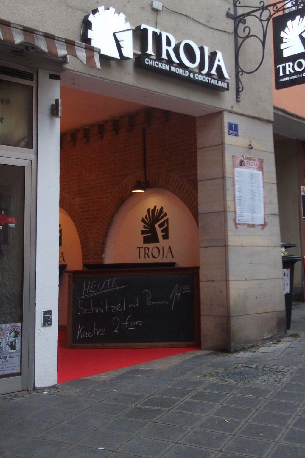 Nutzerfoto 3 TROJA Chickenworld & Cocktailbar