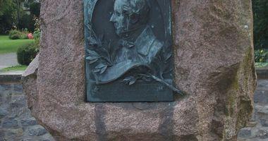 Lortzing-Denkmal in Detmold