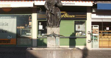 Elise-Aulinger-Brunnen in München
