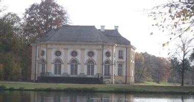 Schlosspark Nymphenburg in München