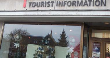 Stadtinformation Ticketshop in Schwetzingen