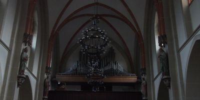 St. Evergisluskirche in Bonn
