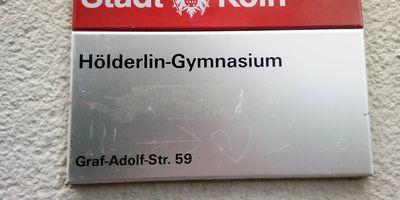 Hölderlin Gymnasium in Köln