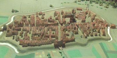 Archäologisches Museum Linn in Krefeld
