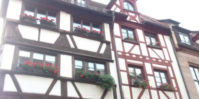 Sebalder Altstadt in Nürnberg