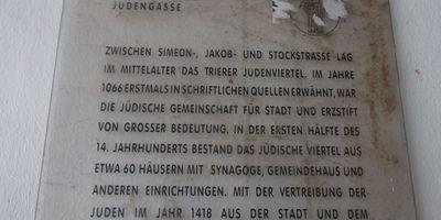 Judengasse in Trier