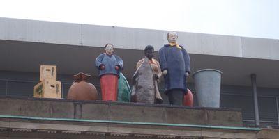 Die Fremden in Kassel
