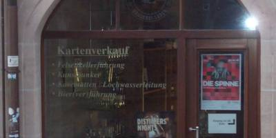 Brauerei Laden in Nürnberg