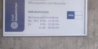 Volkshochschule Gelsenkirchen in Gelsenkirchen