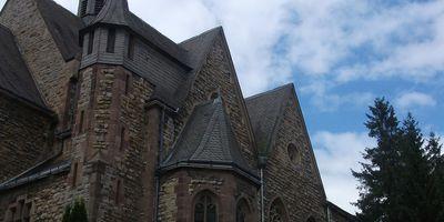 Syrisch-Orthodoxe Kirche von Antiochien Kloster Sankt Jakob in Warburg