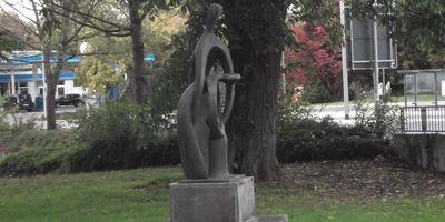 """Skulptur """"Familie"""" in Wetzlar"""