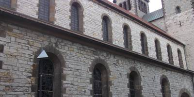 St. Peter u. Paul Kirche (Abdinghofkirche) in Paderborn