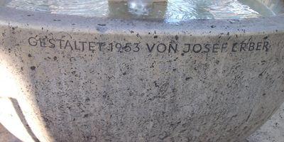 Weißferdl-Brunnen in München