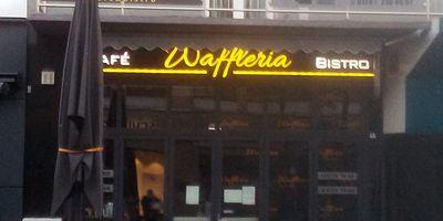 Waffleria in Mannheim