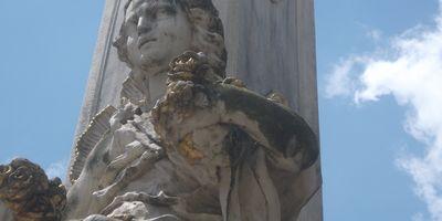 Sankt Georgsbrunnen in Trier