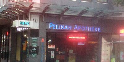 Pelikan Apotheke in Mannheim