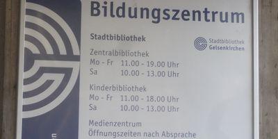 Stadtbibliothek in Gelsenkirchen