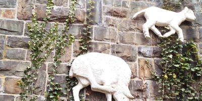 Verschüttete Pfade (Pastorale Figuren) in Düsseldorf