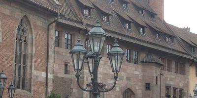 Restaurant Heilig-Geist-Spital Nürnberg in Nürnberg
