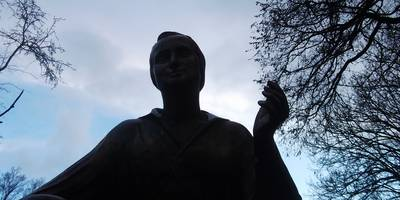 Heinrich-Heine-Denkmal in Bremen
