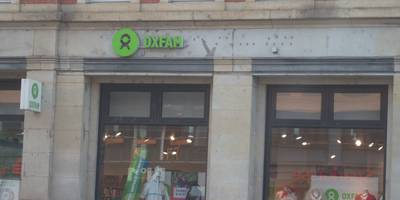 Oxfam Shop in Dresden