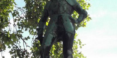 Georgbrunnen in Kempen