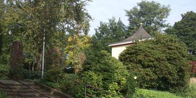 Marien- / Lunapark ehem. katholischer Kirchhofacker in Viersen