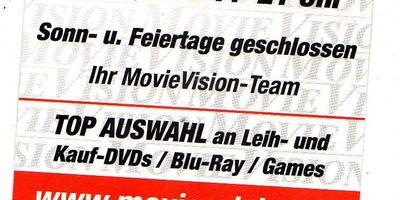 Movie Vision Videothek in Detmold