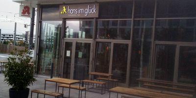 HANS IM GLÜCK Burgergrill & Bar in Heidelberg