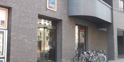 ALDI SÜD in Frankfurt am Main