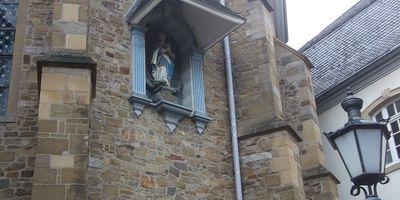 kath. Kirche St. Mariä Himmelfahrt in Solingen