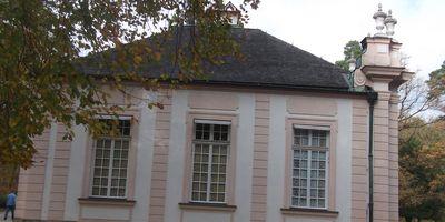 Schloss Amalienburg in München