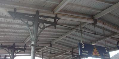 Bahnhof Haltern am See in Haltern am See