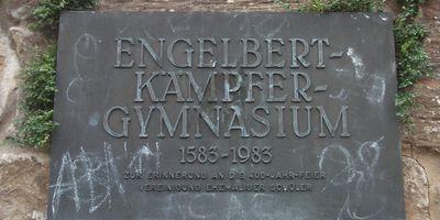 Engelbert-Kaempfer-Gymnasium in Lemgo
