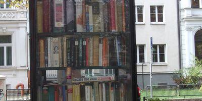 Offener Bücherschrank Bonn in Bonn