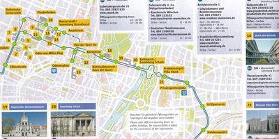 MVG Museumslinie 100 in München