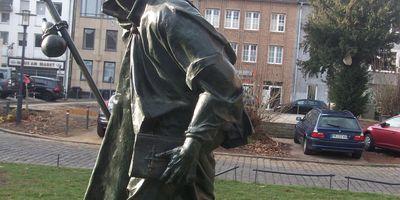 Jakobus der Ältere - Denkmal in Neuss