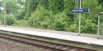 Bahnhof Empel-Rees in Rees