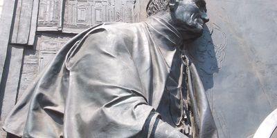 Weltjugendtag-Denkmal in Köln