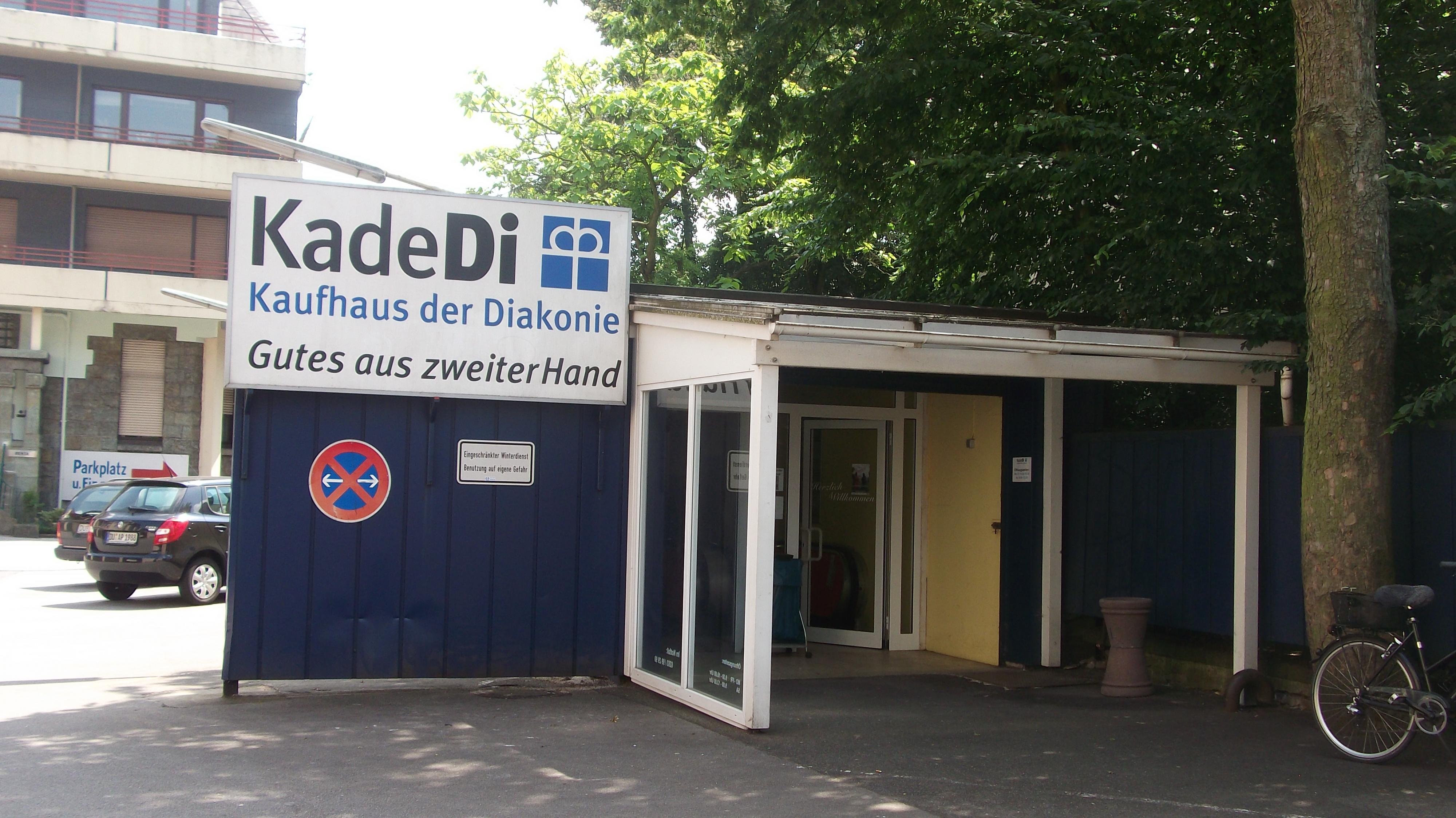 Kadedi Kaufhaus Der Diakonie 47053 Duisburg Dellviertel