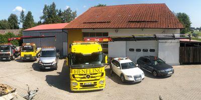 Abschleppdienst Auto Henfling GbR in Allersberg