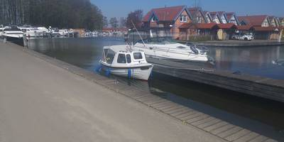 Hafendorf Rheinsberg in Rheinsberg in der Mark