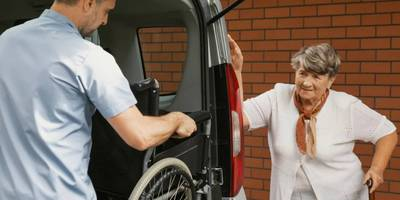 DSF Deutscher Senioren Fahrdienst in Dreieich
